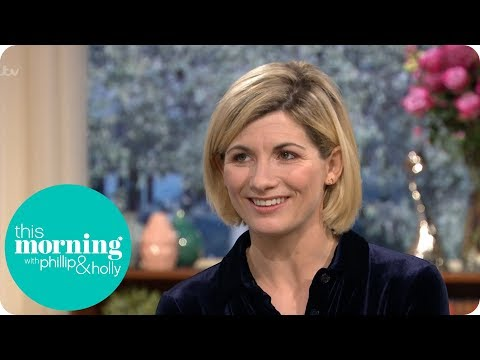 Doctor Who's Jodie Whittaker Reveals Bradley Walsh's On Set Antics l This Morning