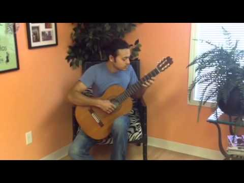 Jameson Guitar Instructor @ Music & Me Studios
