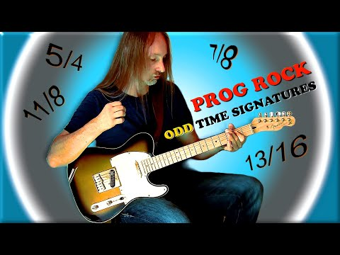 How to Groove Like Hell in Odd Time Signatures - Benjamin's Guitar-Nerdery #014