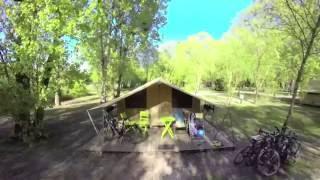Détente et nature au Camping Sites et Paysages Les Saules à Cheverny