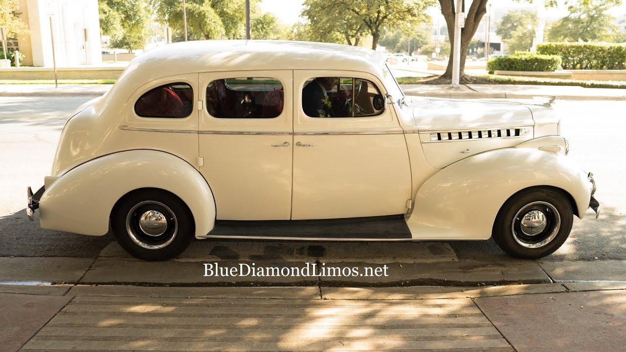 Blue Diamond Limousines Dallas Fort Worth Transportation Vintage car ...