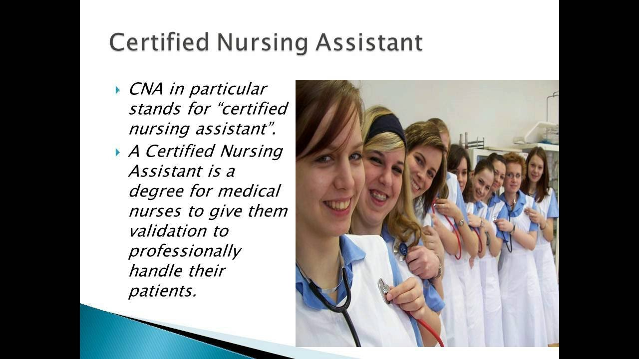 3 simple steps to become a certified nursing assistant cna youtube 3 simple steps to become a certified nursing assistant cna 1betcityfo Image collections