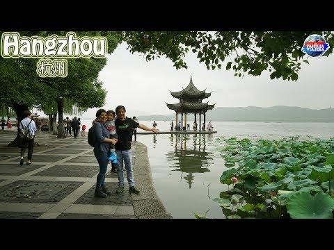 Hangzhou y el maravilloso Lago del Oeste - China