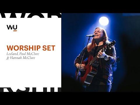 WorshipU // Leeland with Paul & Hannah McClure