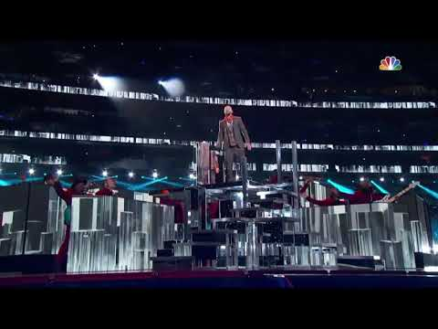 Mirrors - Justin Timberlake (Super Bowl 2018) (Live)