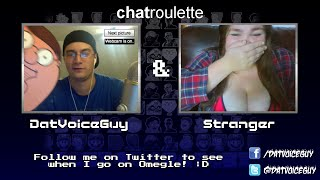 First Time on ChatRoulette!