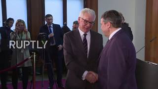 Germany: Expert commission on war reparations dispute a possibility - Gabriel to Polish FM