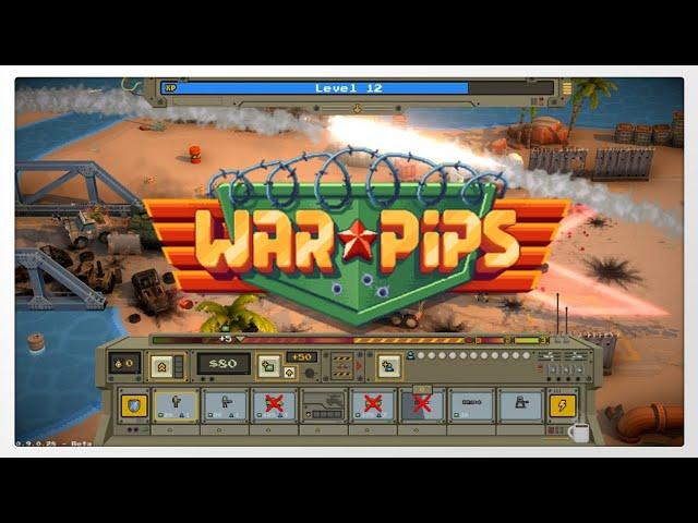 Tutorial Warpips (beta) - Gameplay 1080p 60fps