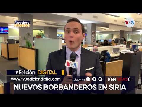 Nuevos bombarderos en Siria ademas Bolivia cuestiona veracidad del voto