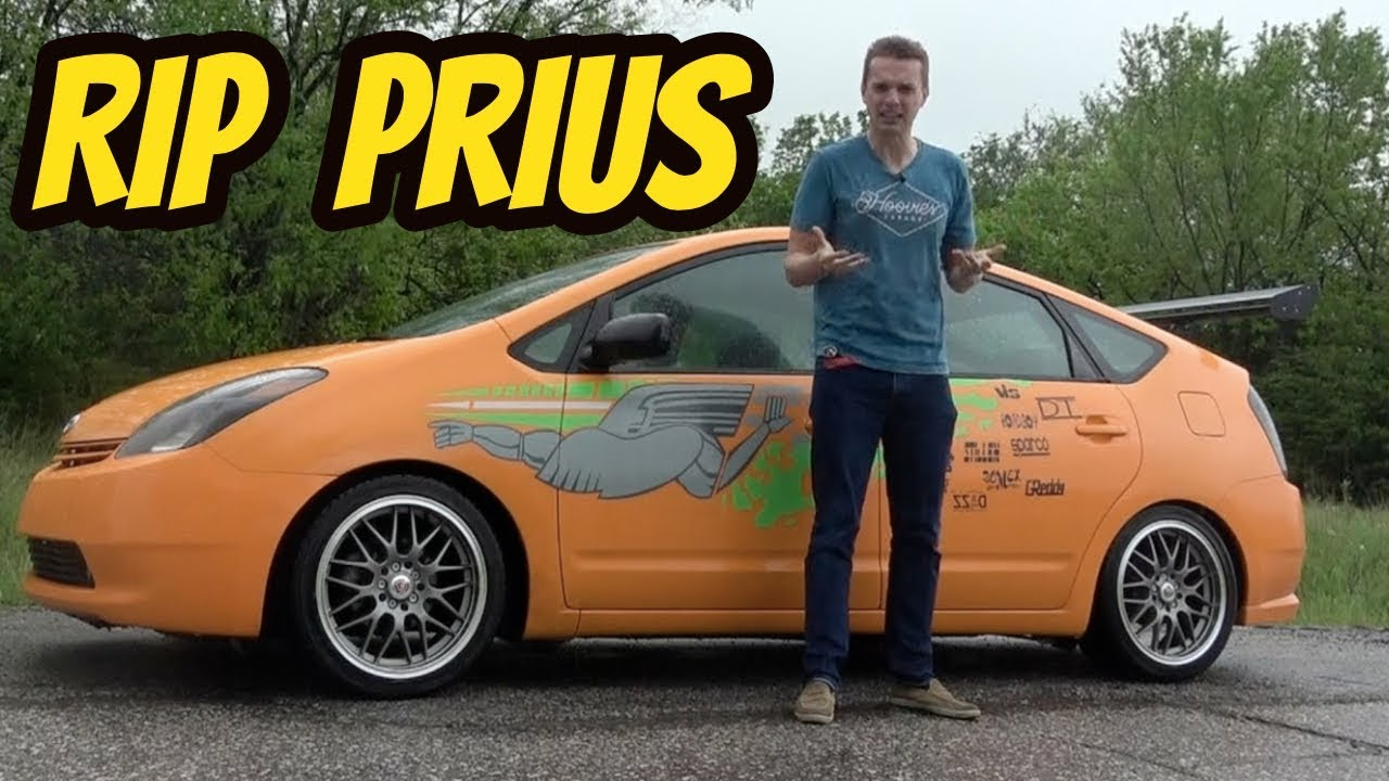 I Gave My Prius Nitrous And The Engine Exploded Fast And Furious Fail