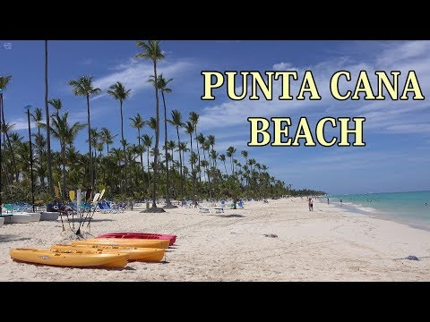 PUNTA CANA BEACH - DOMINICAN REPUBLIC