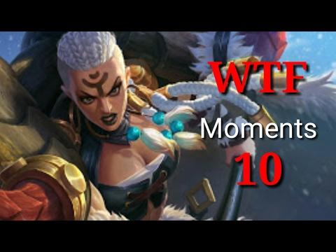 Mobile legend Hilda wtf moment 10