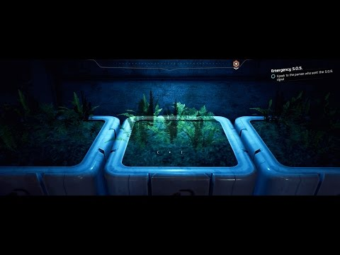 Mass Effect Andromeda: Herbal Entrepreneurs Side quest