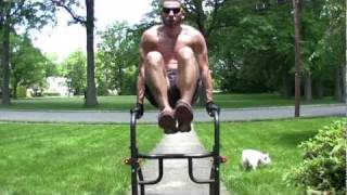 The RACK Workout Station - AXILLA Energy