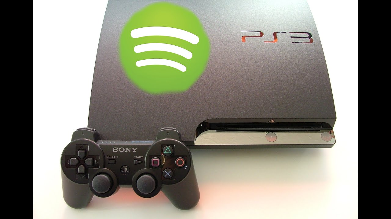 PS3 Spotify How to use App & Overview