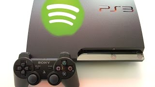 PS3 Spotify How to use App & Overview(Tutorial, PS3 Spotify How to use App & Overview, Features. Unfortunately it is not like the PS4 where you can play music and games at the same time! Donate ..., 2015-04-06T17:30:01.000Z)