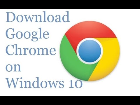 [Full-Download] Instalar Google Chrome En Windows10