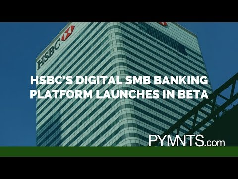 HSBC's Digital SMB