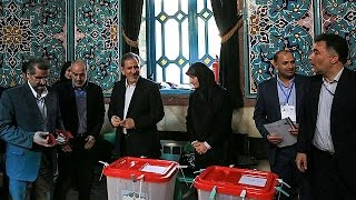 Iranians vote in hard-fought presidential election thumbnail