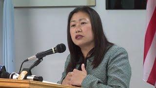 Thượng Nghị Sĩ Janet Nguyễn Họp Báo Cho Biết Chân Tướng Kẻ Phá Bĩnh Dự Luật SB 895 /P1