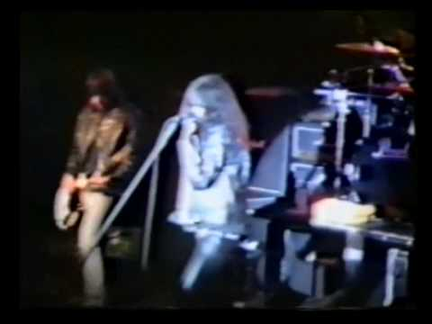 Ramones - Live Newcastle, UK 1989