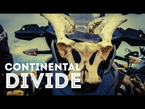 Continental Divide   The Ride of My Life