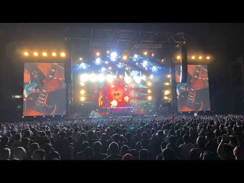 Guns n Roses Live in Jakarta 2018 Paradise City Mp3