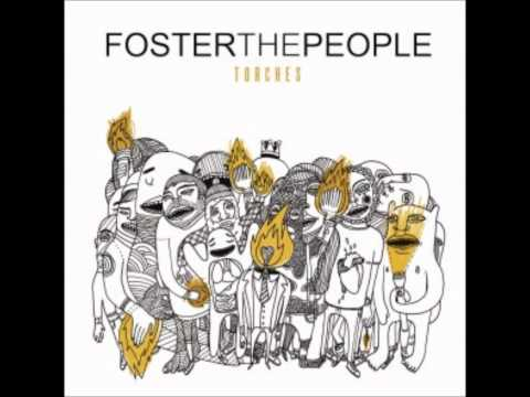 Foster The People - Color On The Walls (Don't Stop)