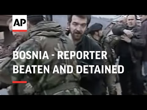 Bosnia - Reporter Beaten And Detained
