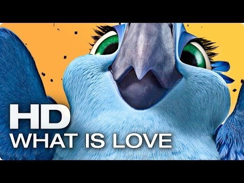 WHAT IS LOVE - Janelle Monáe (RIO 2 Version) | 2014 Official [HQ]