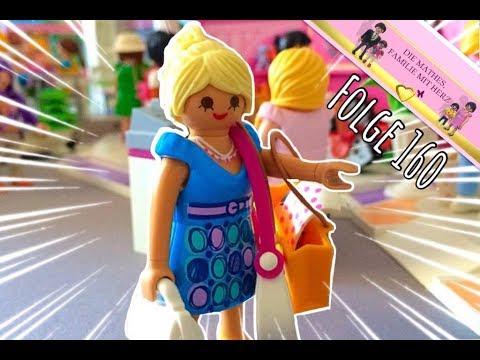 Playmobil deutsch  -Tante Frieda im Kaufrausch - Kindervideo Familie Mathes