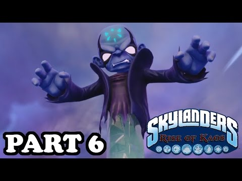 Skylanders: Rise of Kaos - KAOS VS KAOS CLONE - Part 6 Walkthrough