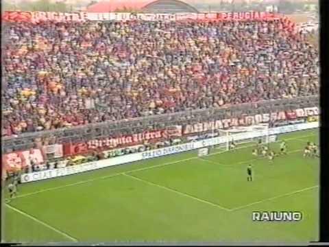 Perugia - Juventus 3-4 (1998)