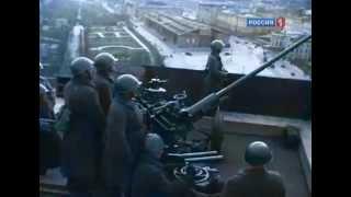 Марш защитников Москвы (из фильма Война в цвете)