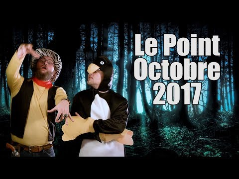 Le Point - Octobre 2017