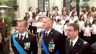 Festa della Repubblica Italiana en Chile #FestadellaRepubblica in Cile #CulturasDelMundo