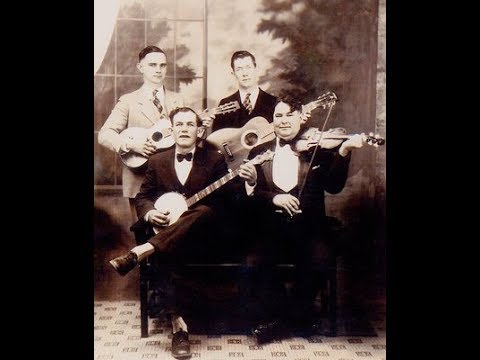 Georgia Yellow Hammers - The Picture On The Wall (ORIGINAL) - (1927).
