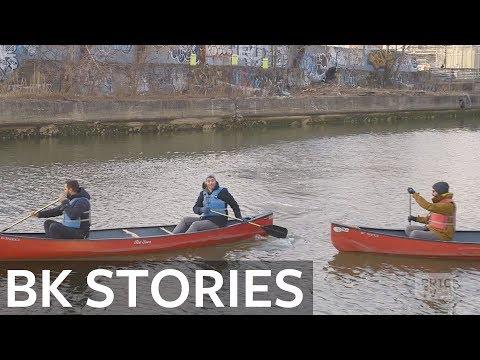 Canoeing the Gowanus | BK Stories