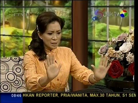 Dialog Reiki & Ling-chi di Jak TV  (14/10/10) Part 3 - Ricky Suharlim