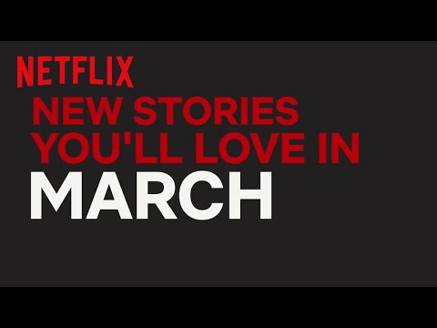 JD Greene - Netflix In March