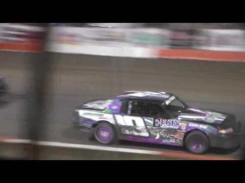 Stock Car Amain @ Beatrice Speedway 03/10/17