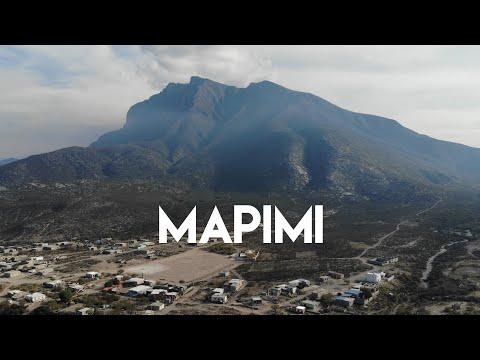 El pueblo mágico del desierto mexicano - Mapimí, Durango.
