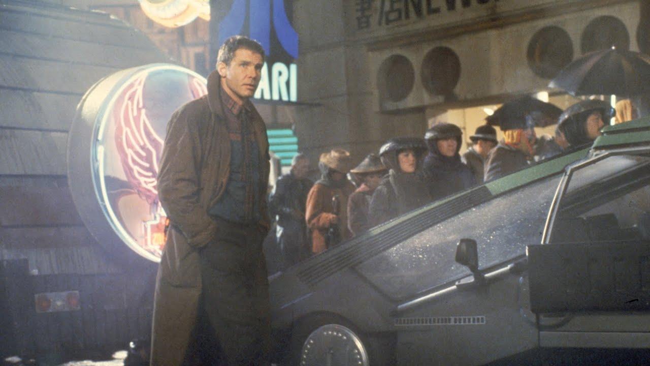 Harrison Ford as Deckard from Blade Runner: The Final Cut - In cinemas 3 April 2015 | BFI
