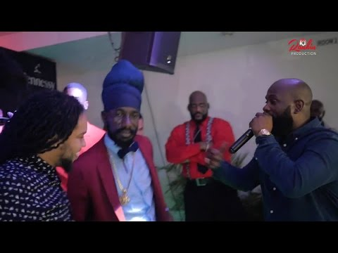 Sizzla Goes VAS Part 2 Including freestyle from Bunji Garlin, Orlando and much more