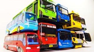 Bus UnionGuild Transformers School City Tourism Police Color Sound Bus Transformation