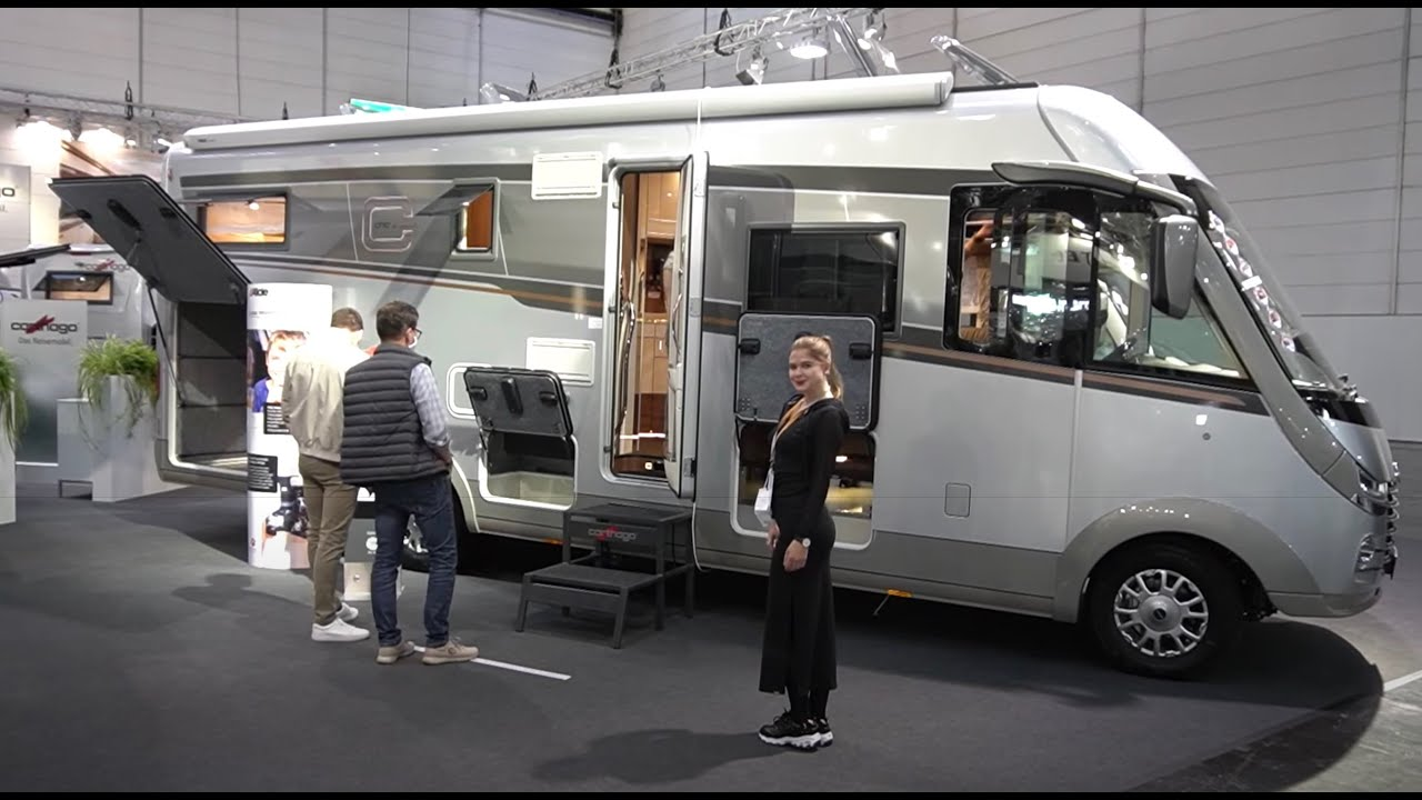 Carthago Wohnmobil 8 Chic S Plus I8 XL LE Icevo Daily. Das Reisemobil  mit Mega Zuladung.