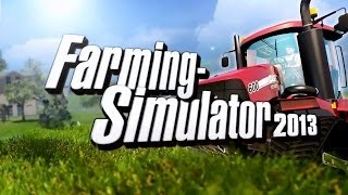 Farm Simulator 2013 - XBOX 360 & PS3 Gameplay / Walkthrough / The First 15 Minutes [XBOX360/PS3]