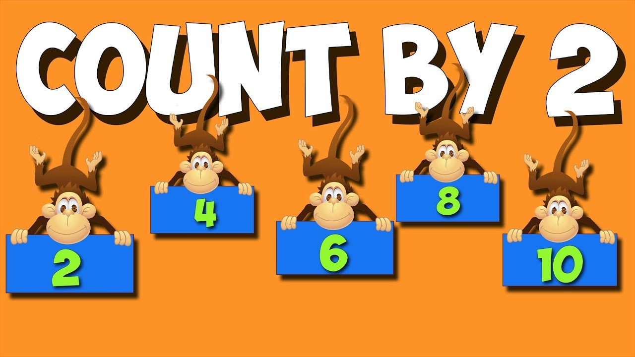 Count By 2 - YouTube