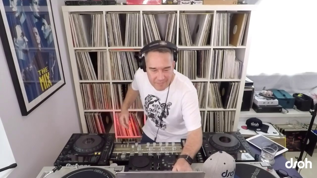 Repeat DSOH #660 - Lars Behrenroth DEEP HOUSE DJ MIX for