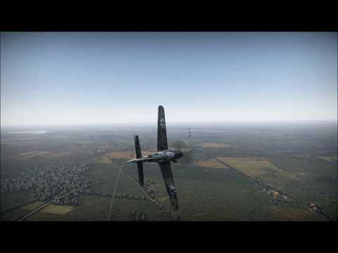 War Thunder Fw 190 D-13 Gameplay